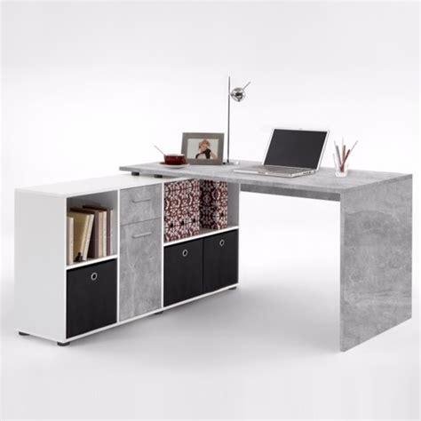 Nice Corner Computer Desk Ideas #2: Flexi_corner_computer_desk_atelier.jpg