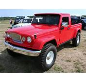 """Jeep Calls Its Retro Look J12 Concept Vehicle The """"Old Man Fishing"""