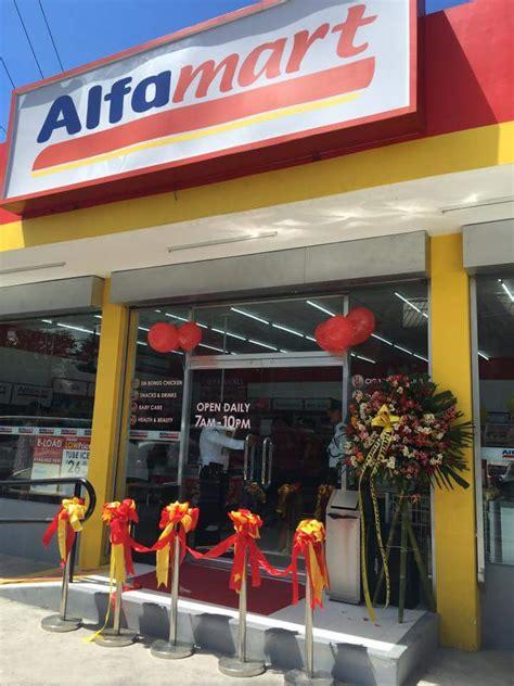 Teh Alfamart alfamart indonesia alfamart resmikan gerai ke 151 di the president