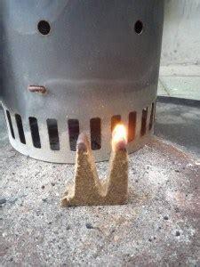 weber kolenstarter brikettenstarter rook zonder vuur
