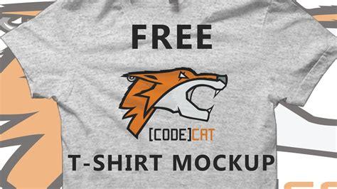 T Shirt Indonesia Is Awesome photoshop free t shirt mockup showcase tutorial doovi