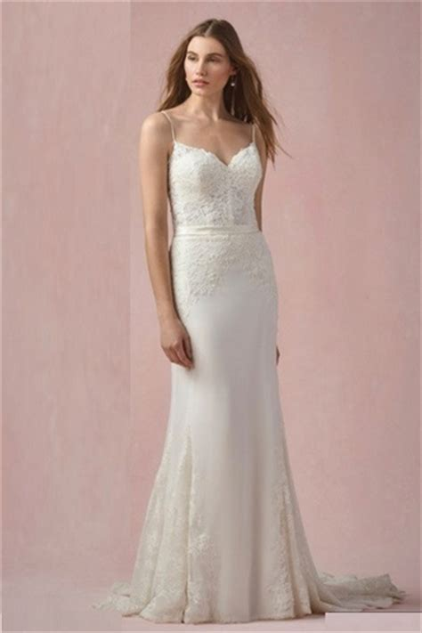 Preowned Wedding Dresses by 90 S Style Slip Wedding Dresses Preowned Wedding Dresses