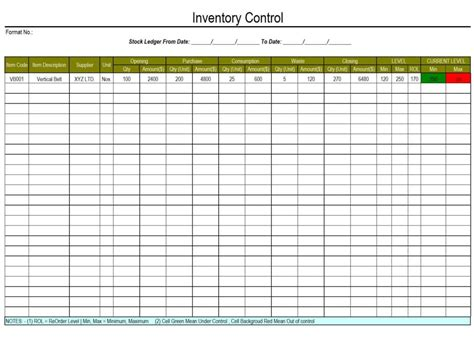 free excel spreadsheet template free inventory tracking spreadsheet template
