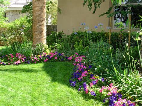 Garden Landscaping Colorful Garden Landscape Las Vegas By Taylormade
