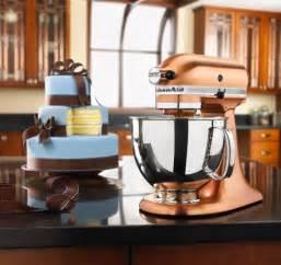 Copper Kitchen Appliances Adding Vintage Kitchen Appliances To Get New Antique Look