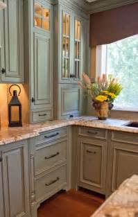 Great Kitchen Cabinets Great Kitchen Cabinet Color For The Home Pinterest
