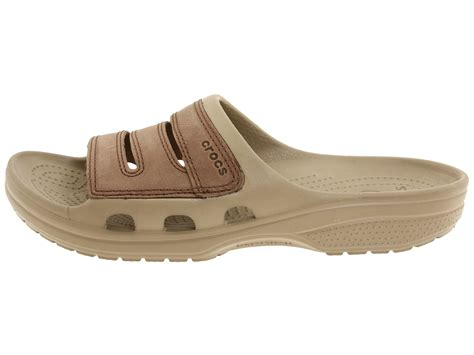 crocs yukon slide zappos free shipping both ways