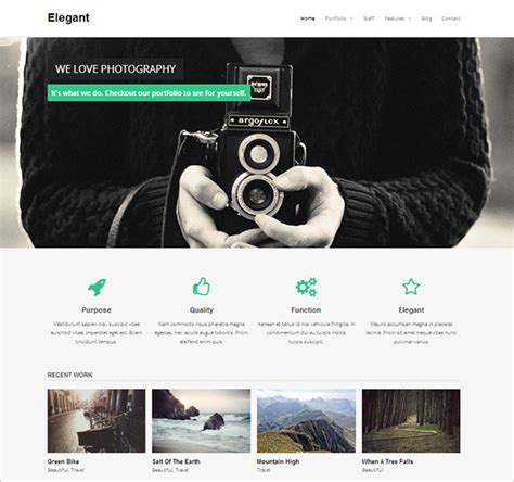 themes wordpress best 2015 top 10 best free responsive premium wordpress themes for 2015