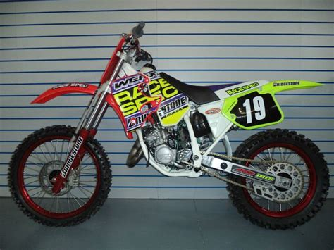 best motocross race 92 best honda motocross race bikes images on