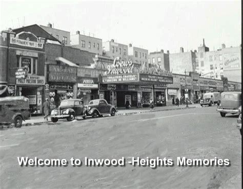 inwood section of manhattan inwood washington heights memories photos