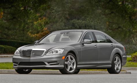 mercedes s550 2010 car and driver