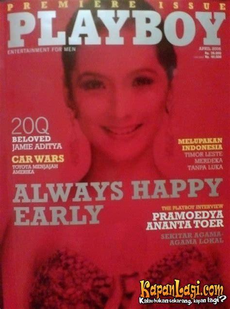 Majalah Indonesia Juni 2006 Doriane 10 selebriti yang pernah jadi model cover majalah pria dewasa berbagi informasi secara copas