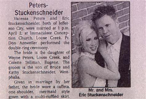 wedding announcement last names names wedding announcements provide humor