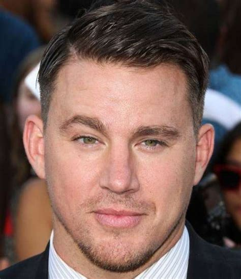 Channing Tatum Haircut Evolution Latest Hairstyles Men Channing Tatum Side By Side
