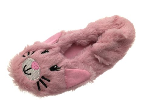 animals slippers 3d novelty plush animal slippers ballet pumps