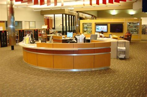 Images Of Desks t2 design custom circulation desk library interiors of texas