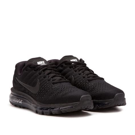 Nike A Max nike air max 2017 black 849559 004