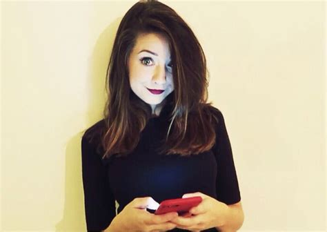 Zoella Hair Dryer i zoe s new hair hair shorthair zoella