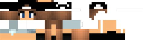 cute girl minecraft skin layout pictures to pin on