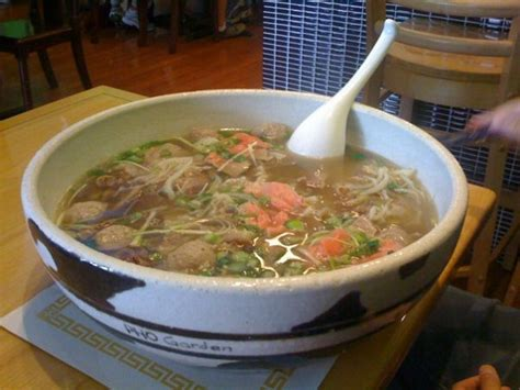 Pho Garden Challenge by 19 Restaurant Food Challenges Around The World