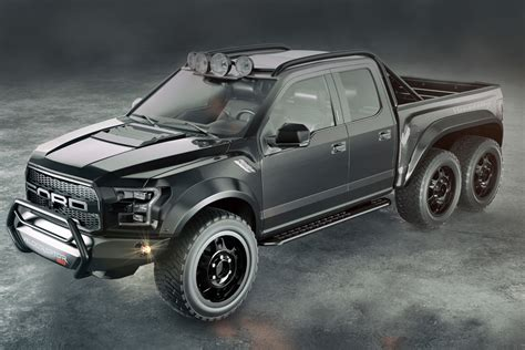 2017 2018 ford raptor f 150 up truck hennessey