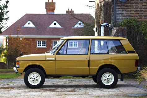 original range rover the original range rover is the root of the global cult of