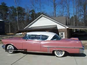 1957 Cadillac Coupe 1957 Cadillac Coupe