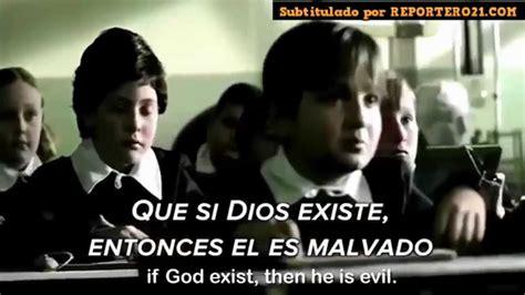 por que existe el 191 si dios existe por qu 233 hay tanta maldad youtube