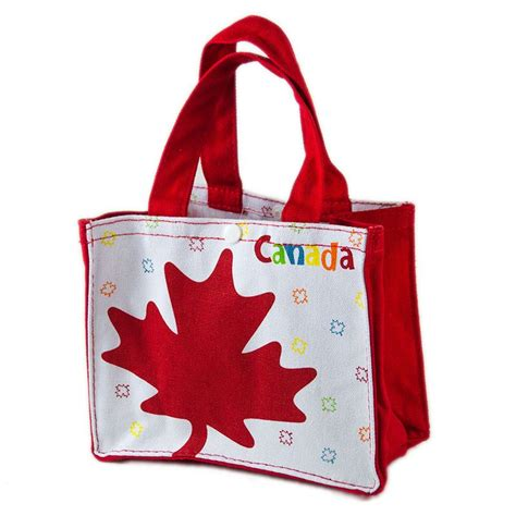 canada gifts canada souvenirs gifts canadian maple leaf lunch bag