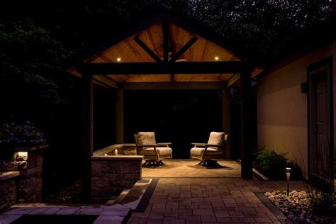 Outdoor Lighting Columbus Ohio Outdoor Lighting In Westerville Ohio 187 Lake Trail 187 Outdoor Lighting 187 Landscapes By Terra