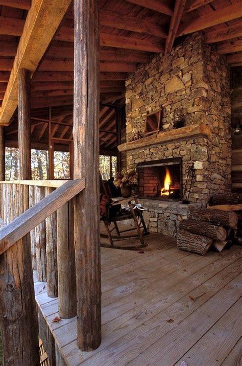 big rustic outdoor fireplace   rustic outdoor