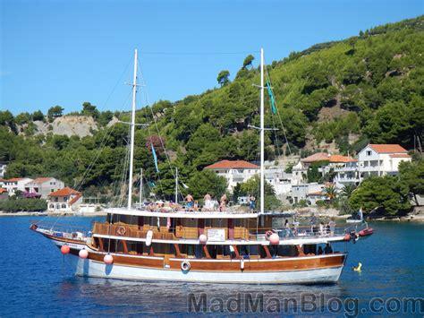 Boat Beds Sailing Croatia Review Comprehensive Madmanblog