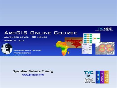 Arcgis Advanced Tutorial | arcgis training online course advanced youtube