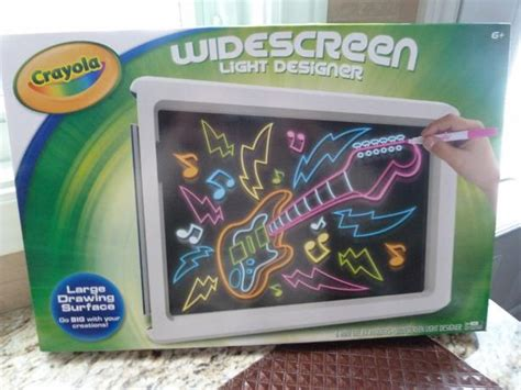 crayola widescreen light designer crayola light designers widescreen light designer