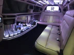 Interior Of A Rolls Royce Wedding Car Hire Melbourne Wedding Limousine Rolls