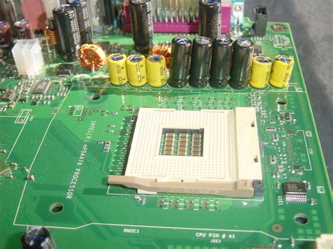effect of bad capacitor on motherboard rydertech computer 101 capacitor failure 28 images capacitor failure on motherboard 28