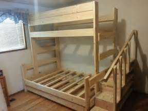 2x4 Bunk Bed Plans 131 Best Images About Ww Beds Plans Ideas On 2x4 Projects Loft Beds And White