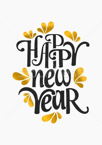 happy new year template card happy new year stock photos stock images and vectors