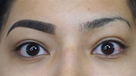 Eyebrow Kit eyebrow tutorial using new lagirlcosmetics defined