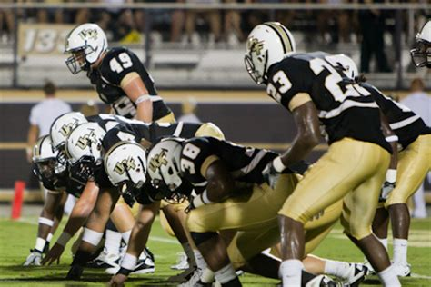 Central Florida Mba Sports Managmeent by Ucf And One Of Best Bowl And Academic Matchups