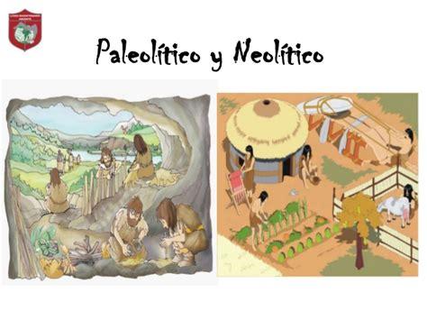 imagenes de la era neolitica paleol 237 tico y neol 237 tico