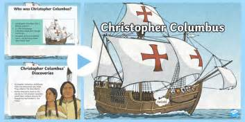 biography of christopher columbus powerpoint christopher columbus powerpoint christopher columbus