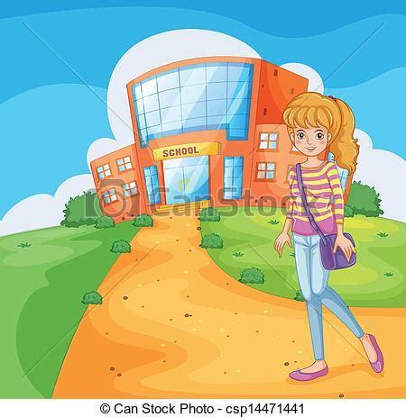imagenes niños yendo al colegio una ni 241 as yendo al colegio imagui