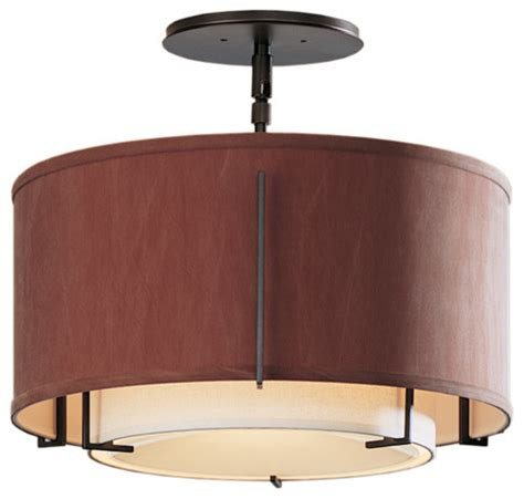 hubbardton forge 126501 1 light exos small shade