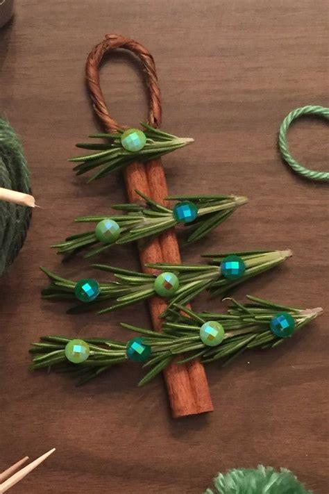 Ornaments Handmade Crafts - best 25 cinnamon ornaments ideas on easy