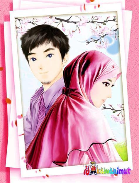 gambar karikatur keluarga muslim apps directories