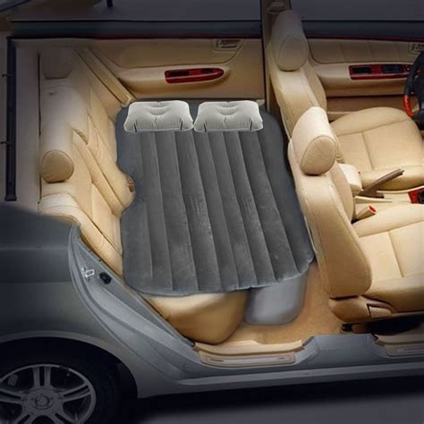 Backseat Car Mattress by Who Needs A Hotel When You Can Sleep Comfortably In Your Car With This Mattress