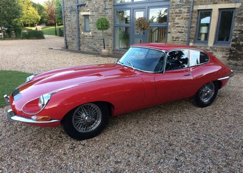 Car Hire Types by Jaguar E Type S1 5 Fhc For Hire In Potters Bar
