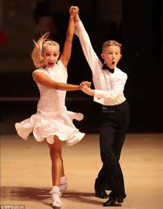 kids swing dancing strictly kid dancing two schoolchildren waltz off dance