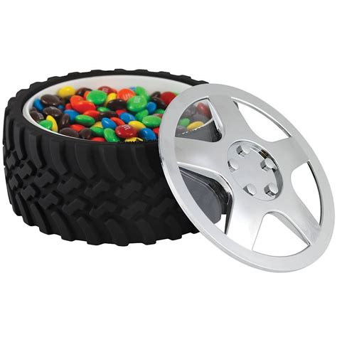 gifts for nascar fans gift of the week tire bowl touch your clients heart
